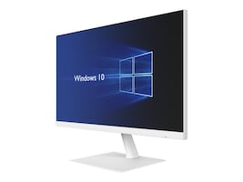 Planar 23.8 PXN2480MW-WH Full HD LED-LCD Monitor, White, 998-0411-00, 35747665, Monitors