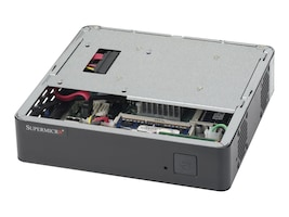 Supermicro SYS-E200-8B Main Image from Right-angle