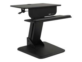 Tripp Lite WorkWise Sit Stand Desktop Workstation Height Adjustable Standing Desk, WWSSDT, 32402531, Furniture - Miscellaneous
