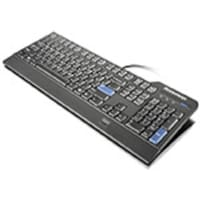 Lenovo Preferred Pro USB Fingerprint Keyboard, 0C52683, 16972331, Keyboards & Keypads