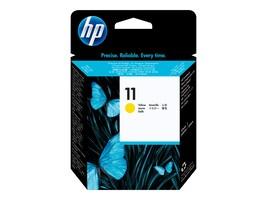 HP 11 Yellow Printhead, C4813A, 204371, Printer Accessories