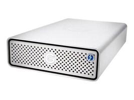 G-Technology 4TB GDRIVE Thunderbolt3 Storage, 0G05363, 33958741, Hard Drives - External