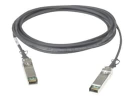10GBASE-CR Direct Attach Twinax Cable, 2.5m, CAB-SFP-SFP-2.5M, 17255894, Cables