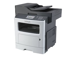 Lexmark MX517de Multifunction Mono Laser Printer--SAVE 25% for a limited time!, 35SC703, 33935371, MultiFunction - Laser (monochrome)