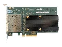 Chelsio 4-Port 1 10GBE UWire Adapter ADAPPCI-E X8 GEN3 32K Conn Dir Attach, T540-CR, 16349717, Network Adapters & NICs