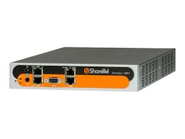 ShoreTel ShoreTel Shoregear 220T1 Switch 1U Half Width, 10261, 14384720, VoIP Accessories
