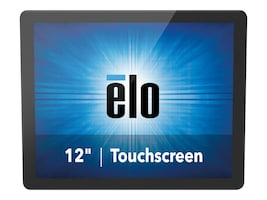 ELO Touch Solutions 12.1 1291L LED-LCD TouchPro PCAP Touchscreen Display, E331595, 35888724, Monitors - Touchscreen