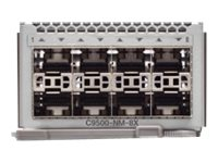 Cisco C9500-NM-8X Main Image from Front