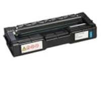 Ricoh Cyan SP C252HA Print Cartridge - AIO, 407654, 17076554, Toner and Imaging Components