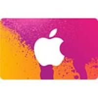 Apple iTunes Gift Card - $100, MF647LL/A, 17361777, Gift Certificates