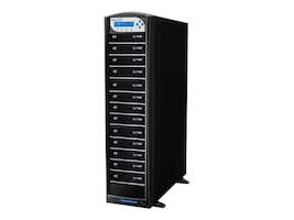 Vinpower SharkBlu Blu-ray DVD CD USB 3.0 1:13 Duplicator w  Hard Drive, SHARKBLU-S13T-BK, 15128921, Disc Duplicators