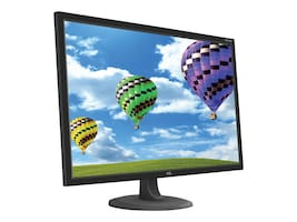 25 IP2380S Full HD LED-LCD Monitor, Black, MTIP2380S, 31212241, Monitors