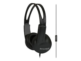 Koss On Ear Headphones with Mic, 184515, 15778368, Headsets (w/ microphone)