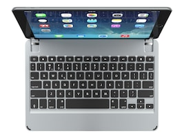 Brydge 10.5 Bluetooth Keyboard for 10.5 iPad Pro, Space Gray, BRY8002, 35133330, Keyboards & Keypads