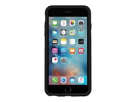 OtterBox Symmetry Series Case for iPhone 6 6s, Black, 77-54941, 36299948, Carrying Cases - Phones/PDAs