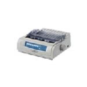 Scratch & Dent Oki MicroLine 420 9-pin Impact Printer, 62418701, 37635333, Printers - Dot-matrix