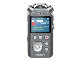 Philips Digital Voice Tracer 7500500 Music Recorder w  XRL & Line-In, DVT7500, 35884184, Voice Recorders & Accessories