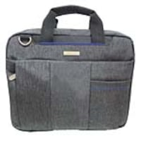 Eco Style Tech Lite Checkpoint Friendly Topload Case for 14 Notebook, Gray Blue, ETLT-TL14-CF, 17988422, Carrying Cases - Notebook