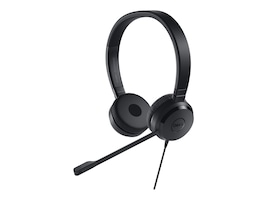 Dell UC350 Skype for Business Pro Stereo Headset, UC350, 34023753, Headsets (w/ microphone)