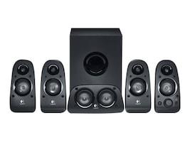 Logitech Z506 5.1 Speakers, 980-000430, 11607756, Speakers - PC