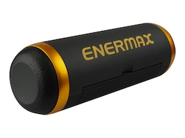 Enermax EnerMax EAS01 Bluetooth Speaker - Black, EAS01-BK, 33977379, Speakers - Audio