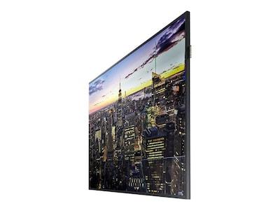 Samsung 65 QBH 4K Ultra HD LED-LCD Display (Non-WiFi), QB65H-N, 35101549, Monitors - Large Format