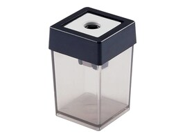 Plastic Wedge Square Hand-Held Sharpener, 53461, 17610411, Office Supplies