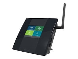 Amped Wireless High-Power Touch Screen Wi-Fi Range Extender, TAP-EX, 18103075, Wireless Access Points & Bridges