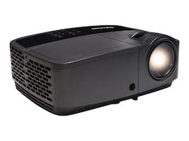 InFocus IN114x XGA 3D DLP Projector, 3200 Lumens, Black, IN114X, 28347840, Projectors