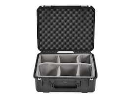 Samsonite Mil Std IM Case 19 x 14.5 x 8 Padded Dividers No Wheels, 3I-1914N-8B-D, 15288545, Carrying Cases - Other