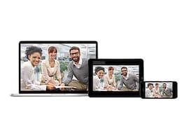Lifesize Cloud 1-25  Users - 3-year, 3000-0000-0161, 21160468, Software - Audio/Video Conferencing