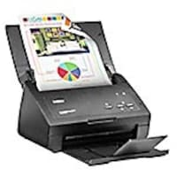 Refurb. Brother ImageCenter ADS-2000 High Speed Desktop Duplex Color Scanner, RADS-2000E, 35402616, Scanners