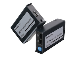 IOGEAR HD Audio Video Cat5e 6 Extender, GVE320, 13102874, Video Extenders & Splitters