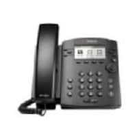 Scratch & Dent Polycom VVX 301 6-line Desktop Phone w HD voice, 2200-48300-025, 34737123, VoIP Phones