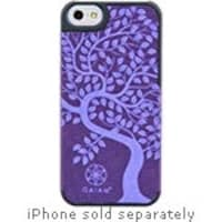 Allsop Fabric Case for iPhone 5 5S, Tree of Life, 30780, 18895535, Carrying Cases - Phones/PDAs