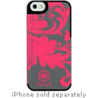 Allsop Fabric Case for iPhone 5 5S, Pink Filigree, 30843, 18895560, Carrying Cases - Phones/PDAs
