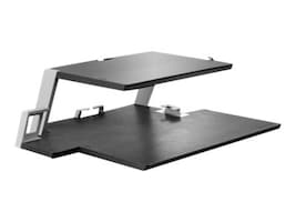 Lenovo Dual Platform Notebook and Monitor Stand, Black, 4XF0L37598, 32083736, Mounting Hardware - Miscellaneous