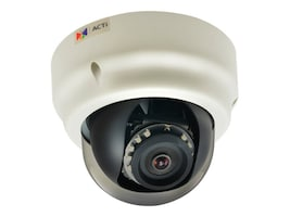 Acti B51 5MP Day Night Indoor Dome Camera with Fixed Lens, B51, 16665912, Cameras - Security