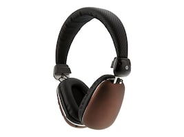 GPX BT Over-The-Ear Headset w  Mic - Bronze, IAHP46BZ, 33252503, Headsets (w/ microphone)