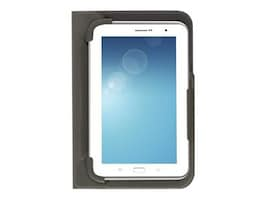 Belkin Universal Cover for 7 to 8 Tablets, Black, F7P224B1C00, 32620319, Carrying Cases - Tablets & eReaders