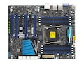 Supermicro Motherboard, ATX C612 LGA 2011 E5-2600 v3 Family Max.512GB DDR4 10xSATA 7xPCIe 2xGbE, MBD-X10SRA-F-O, 18167394, Motherboards