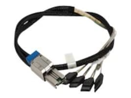 Sonnet Mini-SAS Multilane to 4-Port Internal SATA Breakout Cable, TCB-SAS-4SATA, 34273701, Cables