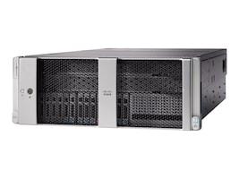 Cisco Barebones, UCS C480 M5 Standard 4U RM (4x)CPU slots 48xDIMM slots 24x2.5 HS bays 2x10Gb 4xPSU slots, UCSC-C480-M5, 34557595, Barebones Systems