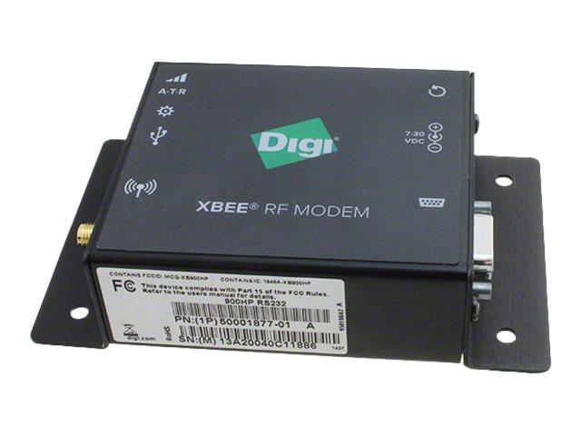 Digi RS485 to XBee-PRO 900HP Modem, 200Kbps w Accessories