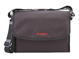 ViewSonic Soft Carrying Case for PJD7 PRO8 Series, Black, PJ-CASE-008, 18317583, Carrying Cases - Other