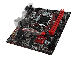 Microstar Motherboard, B250M Gaming Pro, B250M GAMING PRO, 33561402, Motherboards