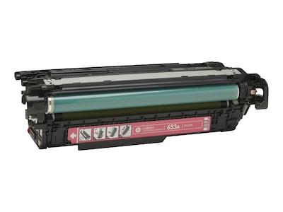 HP 654A (CF333A) Magenta Toner Cartridge, CF333A, 16850763, Toner and Imaging Components - OEM