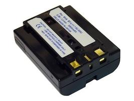 BTI Battery, Lithium-Ion, 3.7V, 5400mAh, for Sharp H550U, VL-500U, VL-H450U, VL-H520U, SL12, 7927280, Batteries - Camera