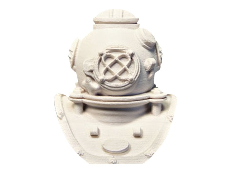 MakerBot 1.75mm 1KG True White ABS Spool Filament