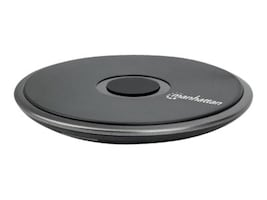 Manhattan Fast Wireless Charging Pad 10W, 102186, 38136456, Battery Chargers